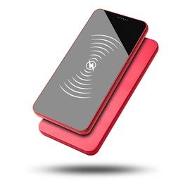 手机无线充电器 8600毫安移动电源