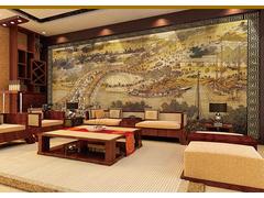 红谷滩路先生中式客厅