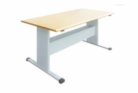 塑钢脚阅览桌