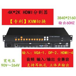 尼科NK-4K6004HDMIQ4K超高清画面分割器厂家