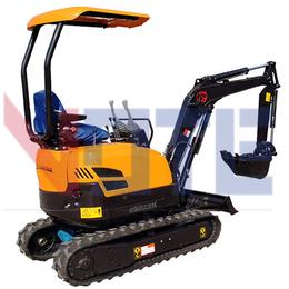 小型座驾式挖掘机热售 挖土机操作与使用