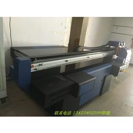 二手UV打印机手机壳打印机UV平板打印机瓷砖背景