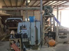 制造防腐木机器
