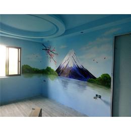 武汉墙绘公司 武汉火星墙绘 室内墙绘公司