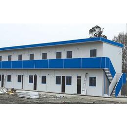 河北唐山简易搭建复合板可回收简易活动房