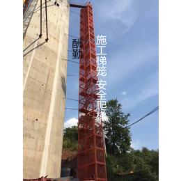 酬勤施工梯笼框架梯笼优质品牌持久耐用