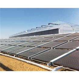 晋中太阳能热水工程|乐峰科技|别墅太阳能热水工程