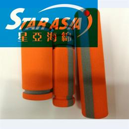 厂家供应 橡塑海绵保温管 橡塑发泡管 NBR环保橡塑管