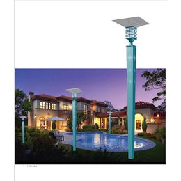 庭院灯,江苏祥霖照明 路灯,4米庭院灯灯杆
