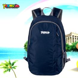 汕头折叠旅行包品牌厂家永灿手袋135-8099-3354