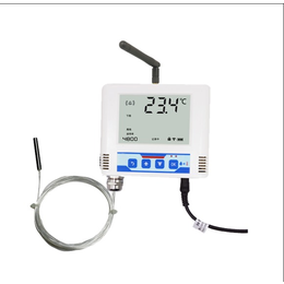 建大仁科无线单温度变送记录仪