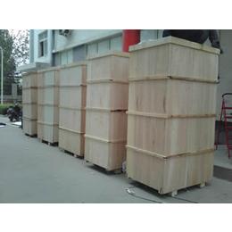 金山木箱厂生产厂家松江qy8千亿国际木箱包装厂