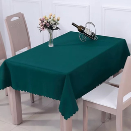 亚麻布艺酒店台布饭店圆桌方桌布欧式餐厅宴会餐桌布客厅茶几盖巾缩略图