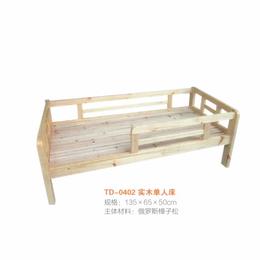 江西  实木单人床 幼儿园床 缩略图