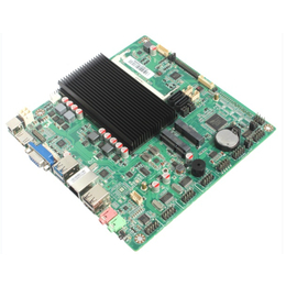 IntelJ3160一体机10个USB工控主板6COM双网口
