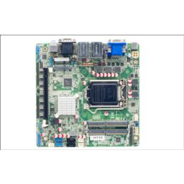 IntelH110双Intel 网口4显主板主板6代I5
