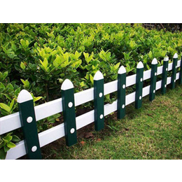 网艺锌钢新型护栏PVC草坪护栏护栏生产厂家