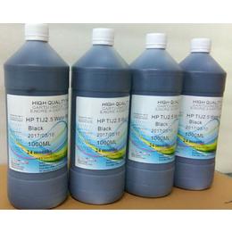 惠普喷码机2580墨盒填充墨水快干油性溶剂墨水 不堵头高黑度
