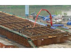 宜春大桥三级抬水坝工程