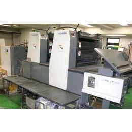 二手印刷设备,小森GS226四开双色二手印刷机