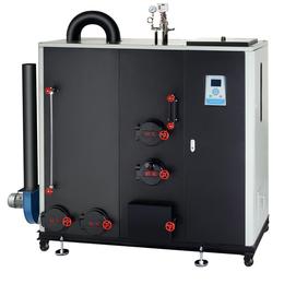 煮豆浆用生物质蒸汽锅炉 德力亚300kg生物质蒸汽发生器