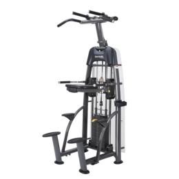 S911 单双杠重量辅助训练机 天津健身器材