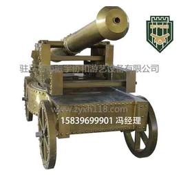 大型四轮古炮-游乐设备厂家-全国招商