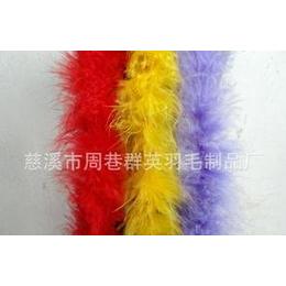 特价供应 羽毛毛条 服装辅料 火鸡毛毛条 鸡毛饰品 羽毛制品