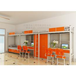 江西 学校连体公寓组合床