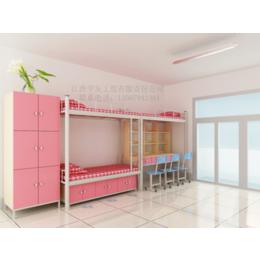 江西学校连体公寓组合床