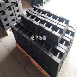 惠州20千克设备配重砝码 10kg手提式铸铁砝码