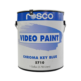河南耀诺演播室抠像漆标清蓝箱漆蓝色