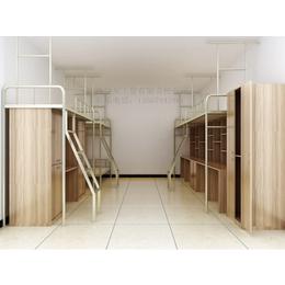 新款 連體學校公寓組合床縮略圖