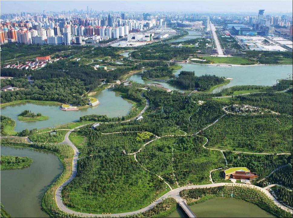 江西省加快推进海绵城市建设步伐