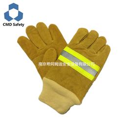 厂家直销批发消防手套 抢险救援手套 消防员灭火防护手套