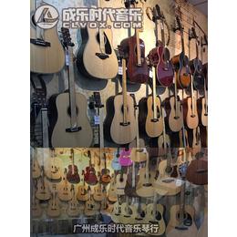 广州多单板吉他卖的琴行saga萨伽 艾瑞达 雅依利吉他专卖