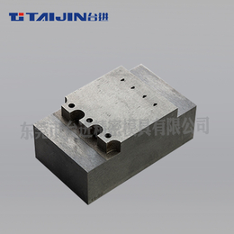 连续冲压模具入块 东莞台进来图来样定制 细线切割加工冲压模具