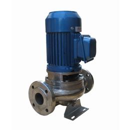不锈钢耐酸碱腐蚀管道泵 化工管道泵价格 立式不锈钢化工泵缩略图