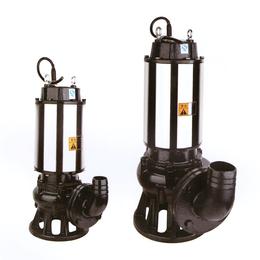 人民机电JYWQ自动搅匀潜水排污泵系列