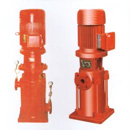 克洋水泵XBD-DL.LG型立式多级消防泵