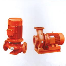 克洋水泵XBD-ISG.ISW型立式单级消防泵