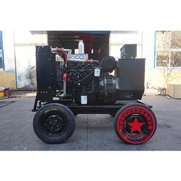 潍柴50千瓦三相四线柴油发电机组价格