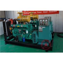 厂家直销潍柴120千瓦柴油发电机组便宜价格