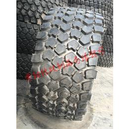 泰凯英 TECHKING 24R自卸挂车 装载机轮胎