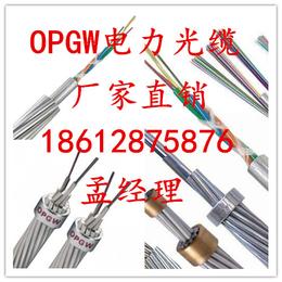 OPGW-24B1-90复合架空地线 电力光缆 避雷光缆