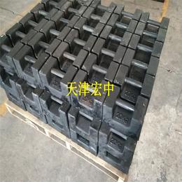 河北区20公斤铸铁锁形砝码 电梯年检专用