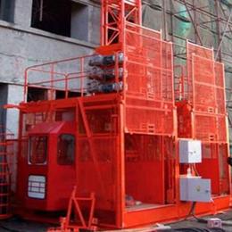 SCD200 200p  施工升降机    建友建筑