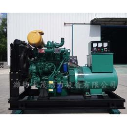 厂家直销50千瓦潍坊柴油发电机组价格