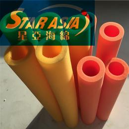 摩擦射弹海棉柱清洁 高密度聚氨脂清洗海绵管优质海绵定制