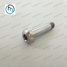 钛螺栓 非标螺丝定做家专业制造钛标准件及非标钛螺丝异型螺丝定